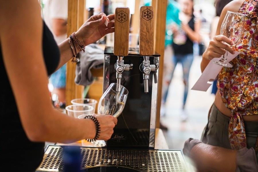 Feria de la Cerveza Parque Arauco: una fiesta más para los fans del schop
