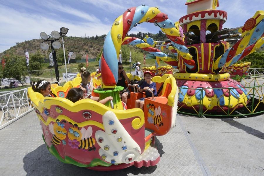 Parque Feliz en el Bicentenario