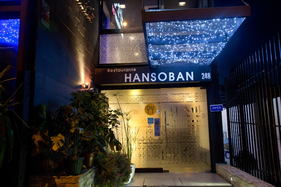 Hansoban