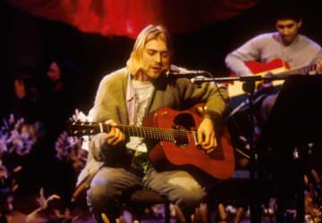 Así será la exposición de Kurt Cobain que verás en el Museo de La Moda