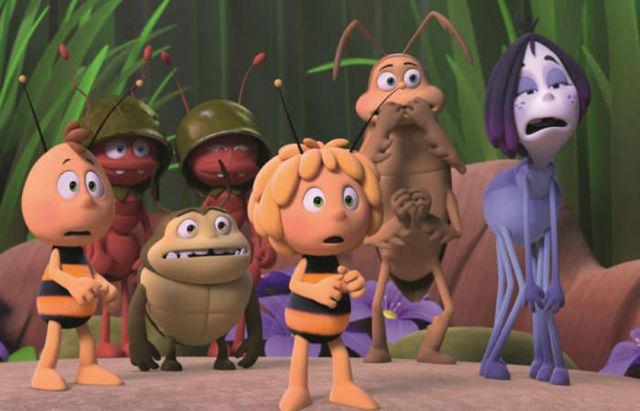 La Abeja Maya regresa a la pantalla grande con Los Juegos de la Miel