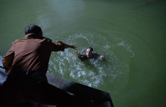 La Sirena, una aterradora película que llega desde Rusia