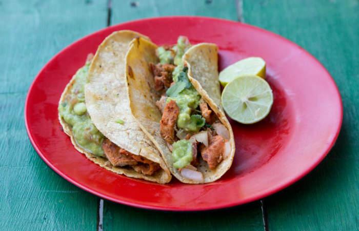 Tres lugares con tacos a luca para celebrar el Día de México