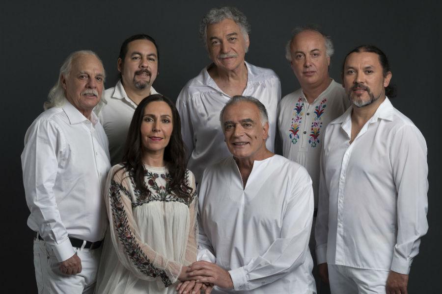 Los Jaivas celebran 55 años con un concierto gratis en el Movistar Arena