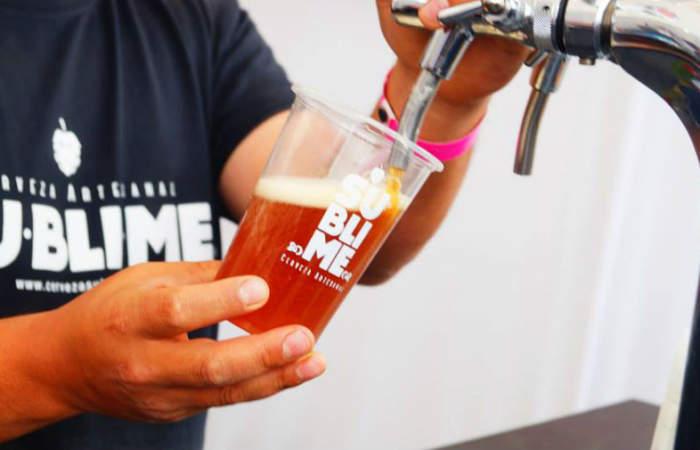 Más de 250 mil litros de cerveza van a refrescar el Oktoberfest de Malloco