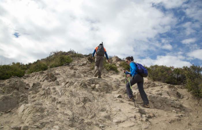 Gratis: Entretenidos talleres de trekking en los parques cordilleranos de Santiago