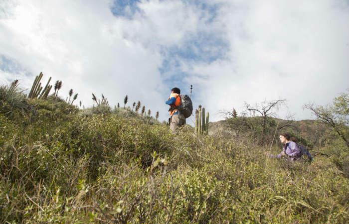 Los mejores trekking para hacer en Santiago