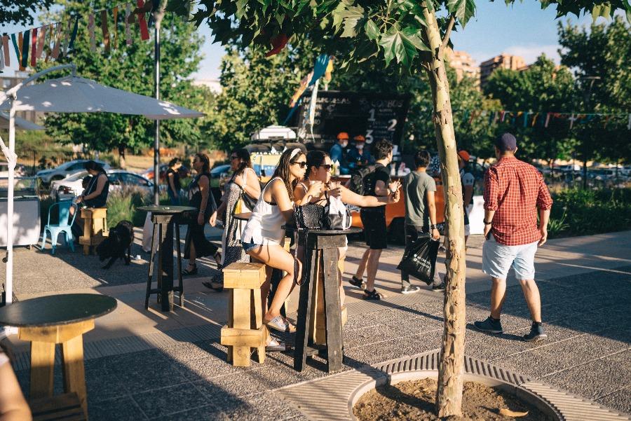 Mercado Mastica, la feria de comida más indie de Santiago recibe la primavera