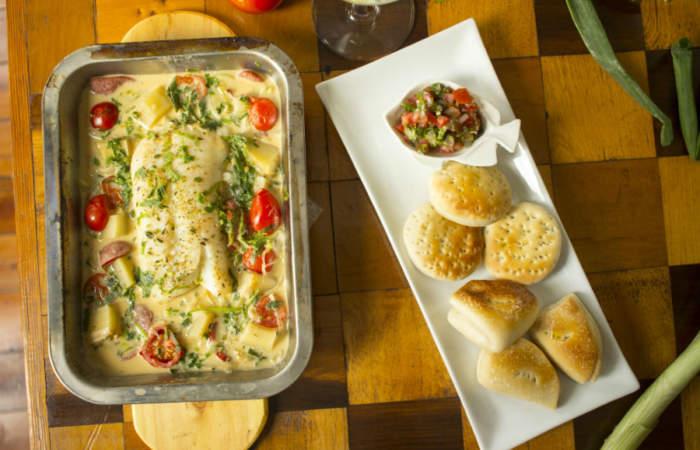 Día de la Merluza: Este domingo se come gratis en la Caleta El Membrillo