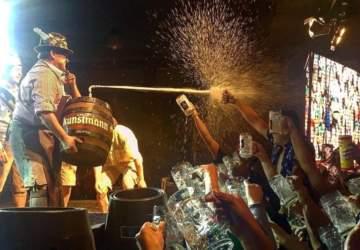 Fiesta de la Cerveza de Valdivia inundará de música y cerveza la ciudad