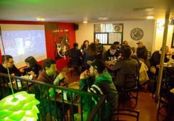 Pepperland, el bar cervecero que los vegetarianos aman