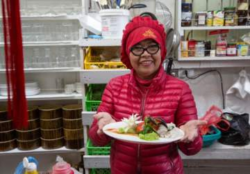 Rico Saigon Café, una vietnamita en Patronato