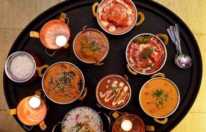 2 insuperables delivery de comida india en Santiago