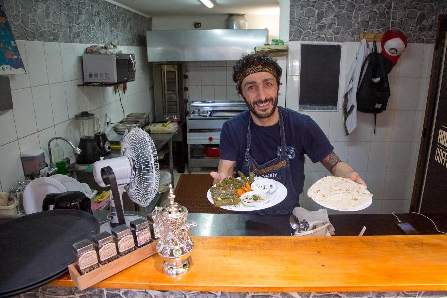 De Oriente Shawarma