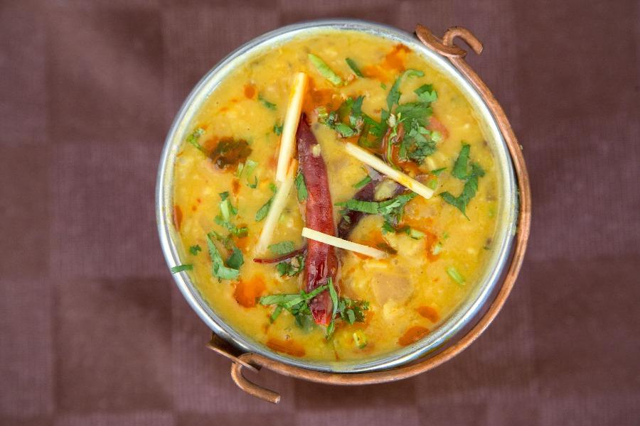 Delivery de comida india
