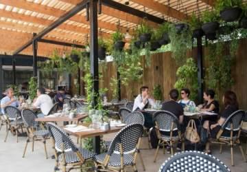 Áurea Restaurante, producto chileno y una terraza de lujo en Recoleta