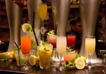 """El bar de Bellavista con la mejor coctelería """"a luca"""""""