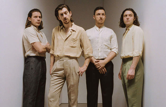 Artic Monkeys Lollapalooza Chile 2019
