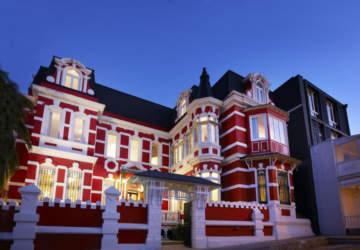 Los mejores hoteles para recibir el Año Nuevo en Valparaíso