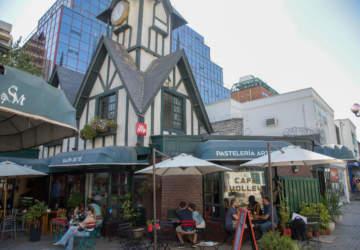 Café Holley, un bar al estilo catalán en pleno Providencia