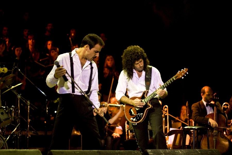 Dios Salve a la Reina llega a Viña del Mar reviviendo emblemático concierto de Queen