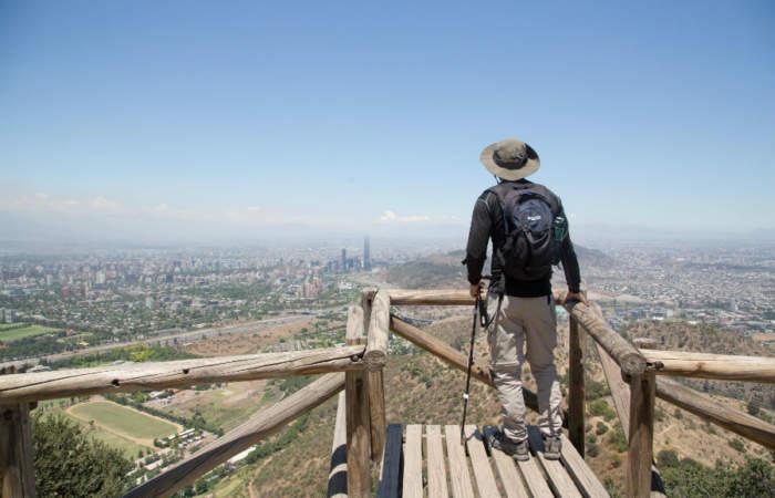 Cerro El Carbón, el secreto mejor guardado del Parque Metropolitano