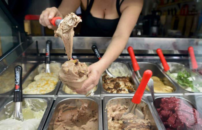 7 adictivas heladerías artesanales para combatir el calor en Santiago