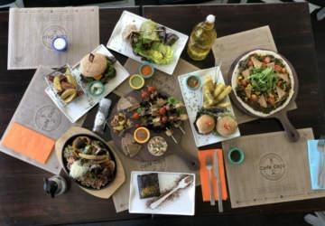 """Café Cajú: El nuevo local veggie con brunch """"all you can eat"""""""