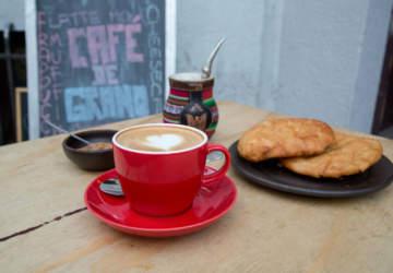 Kümei Ti Kafe, la cafetería mapuche escondida en el barrio Concha y Toro