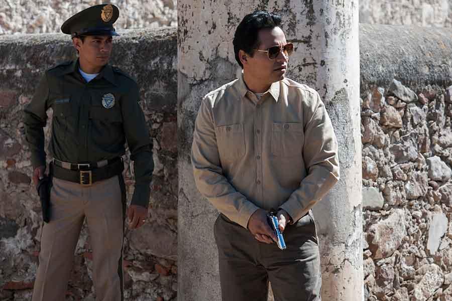 serie Netflix Narcos: México
