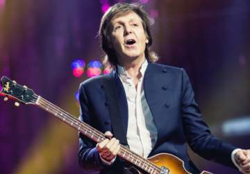 Paul McCartney Giras mundiales