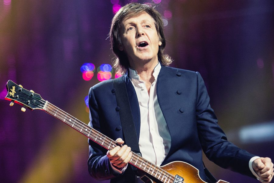 Paul McCartney vendrá en marzo a tocar sus éxitos al Estadio Nacional