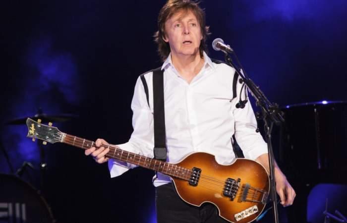 Este es el setlist de la gira que trae a Paul McCartney a Chile