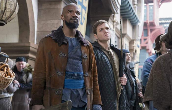 Una nueva versión de Robin Hood llega al cine, pero no convence