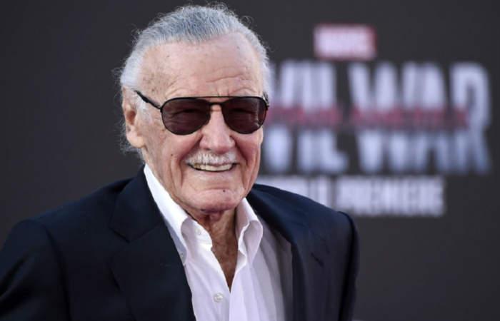 Los cameos de Stan Lee que puedes ver en Netflix