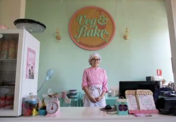 La linda y rica cafetería vegana que tienes que probar en el barrio Brasil
