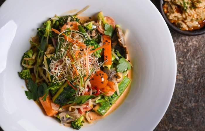 Zanzíbar: El restaurante de BordeRío se la juega por lo vegetariano y lo vegano