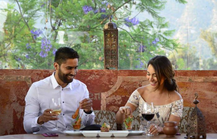 Concurso: ¡Disfruta de la temporada de terrazas con una cena para dos!