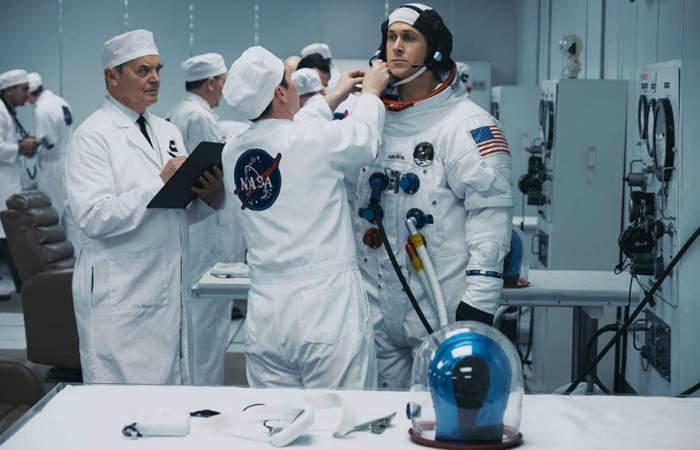 Ryan Gosling encarna a Neil Armstrong en El Primer Hombre en la Luna