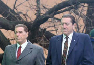 The Irishman de niro al pacino