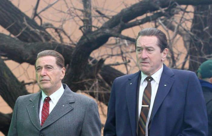 La película de Netflix protagonizada por Al Pacino y De Niro ya tiene fecha de estreno