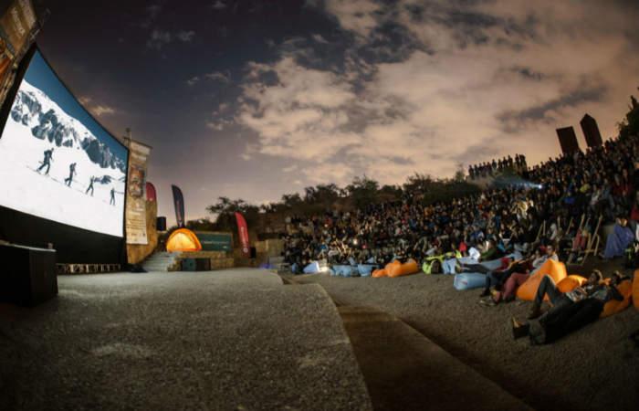 Gratis: el festival de cine para aventureros que se hace en un cerro