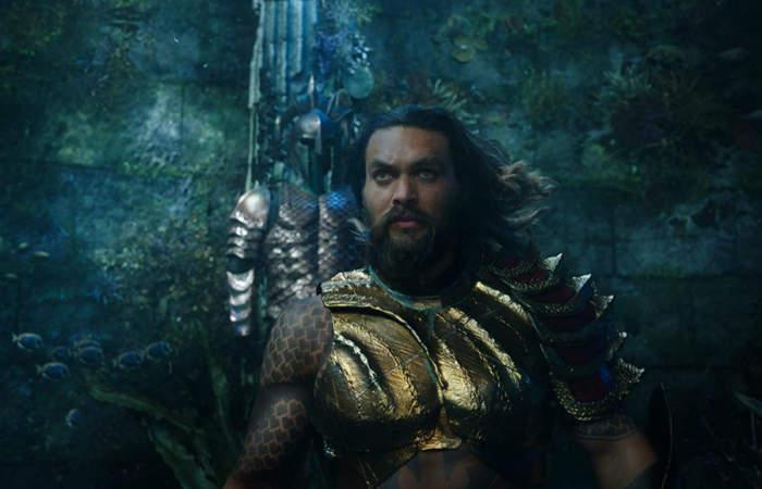 Aquaman: dos horas y media de efectos especiales y actuaciones forzadas