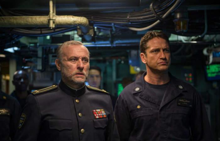 Ataque Submarino, llega a Chile la película vetada por el gobierno Ruso