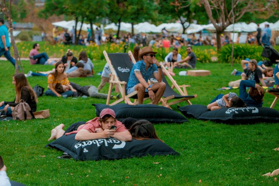 BLOOM Park, el primer festival sustentable de música electrónica en Chile