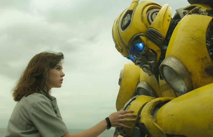 Para la crítica Bumblebee es la mejor película de Transformers a la fecha