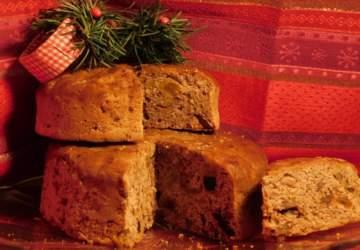 Todas las versiones de pan de pascua para probar esta Navidad