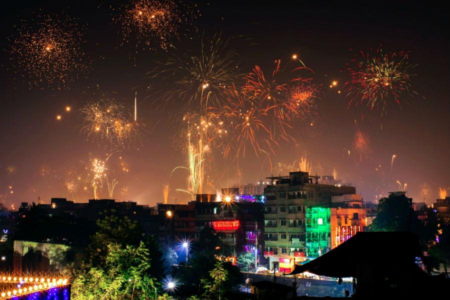 Ano Nuevo 2019 La Guia Con Los Lugares Que Lanzaran Fuegos Artificiales