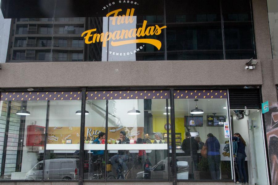 Full Empanadas