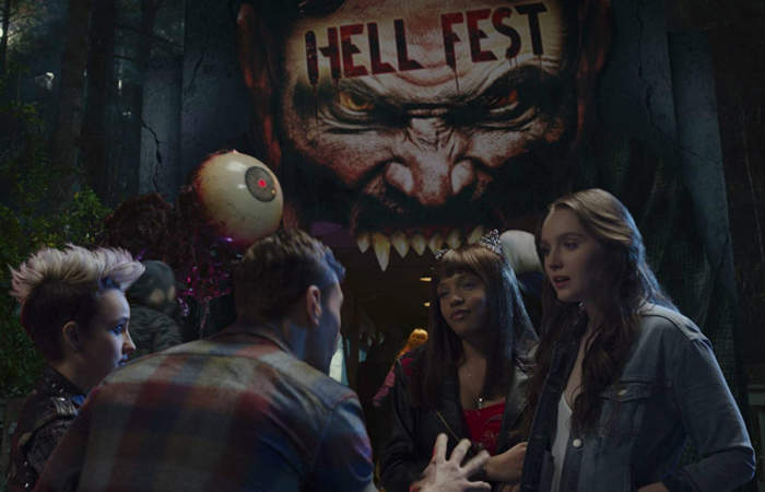 Hell Fest: Juegos Diabólicos, el terrorífico estreno de fin de año
